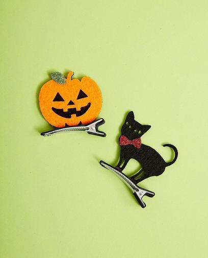 Halloween-Haarspange